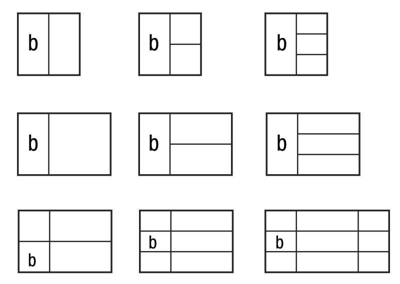1 lorendo configuration battant